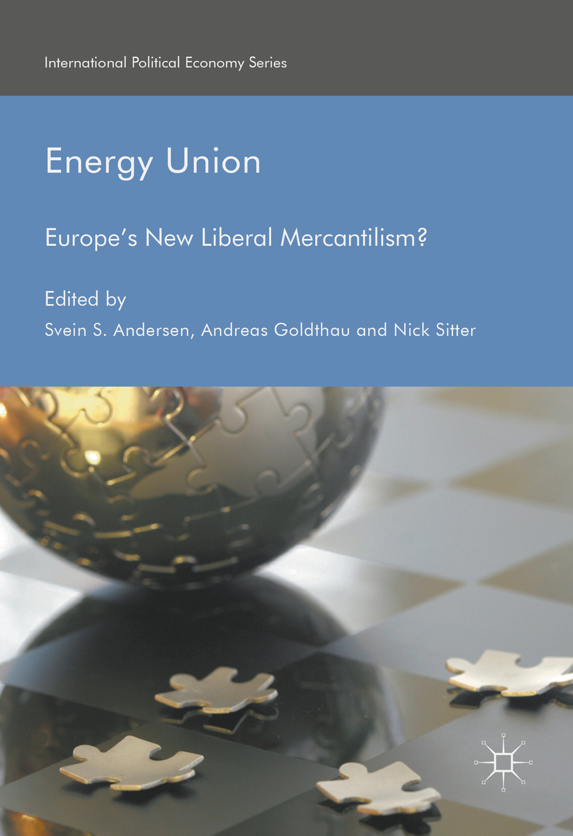 Andersen, Svein S. - Energy Union, ebook