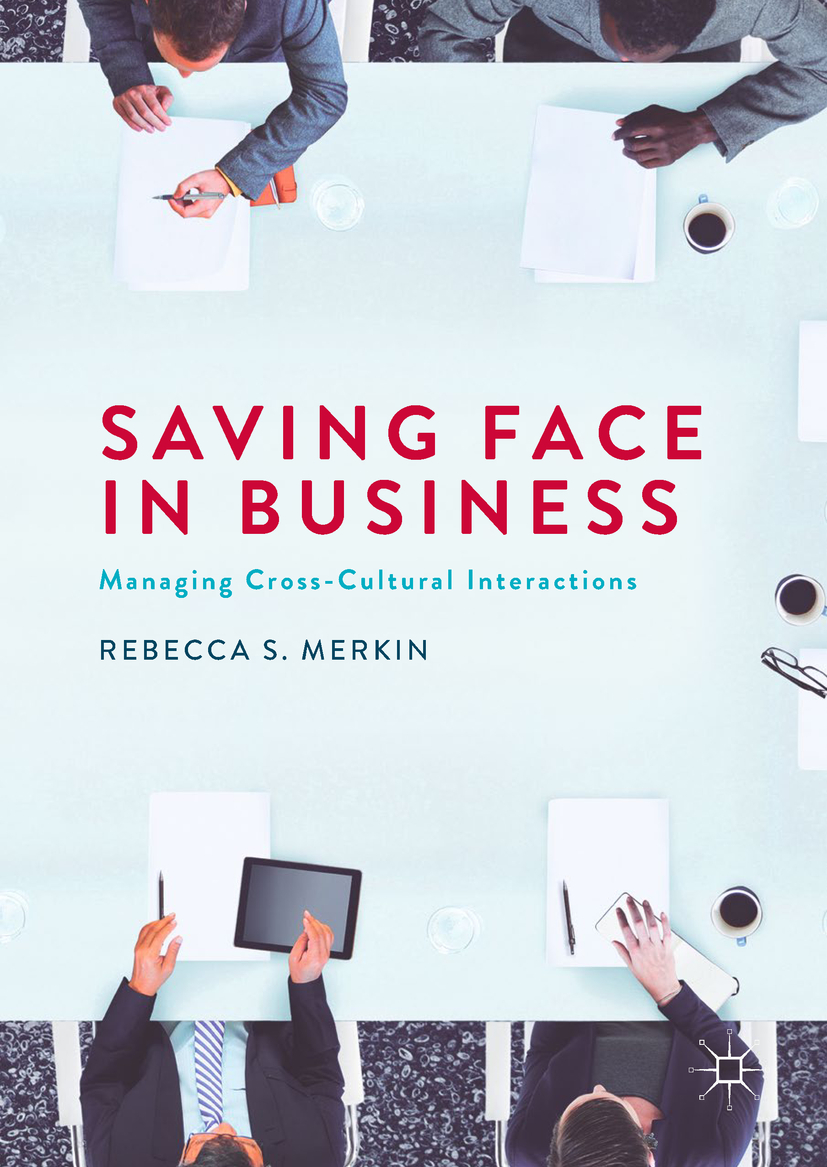 Merkin, Rebecca S. - Saving Face in Business, ebook