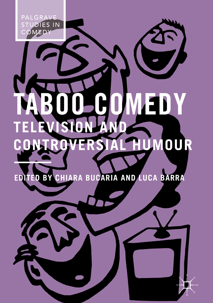 Barra, Luca - Taboo Comedy, ebook