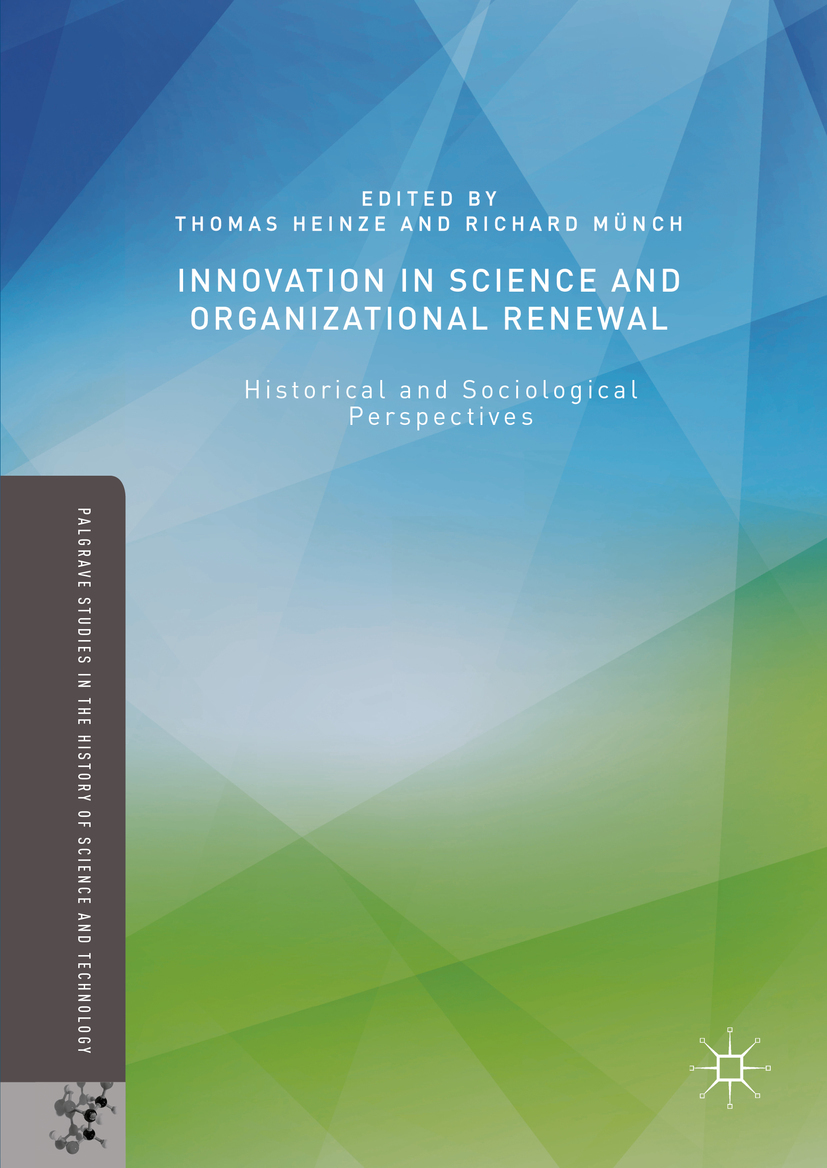 Heinze, Thomas - Innovation in Science and Organizational Renewal, ebook