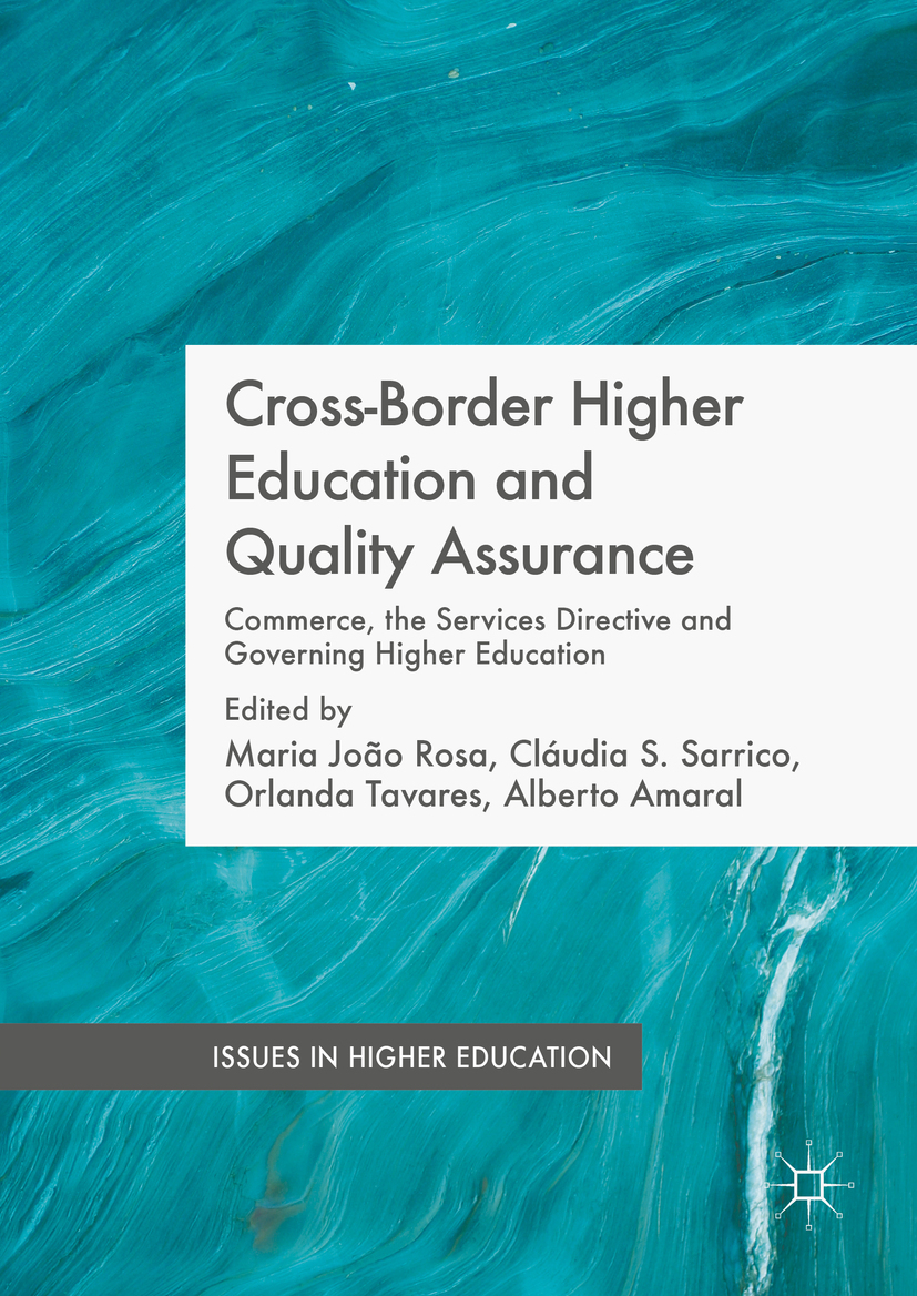 Amaral, Alberto - Cross-Border Higher Education and Quality Assurance, ebook