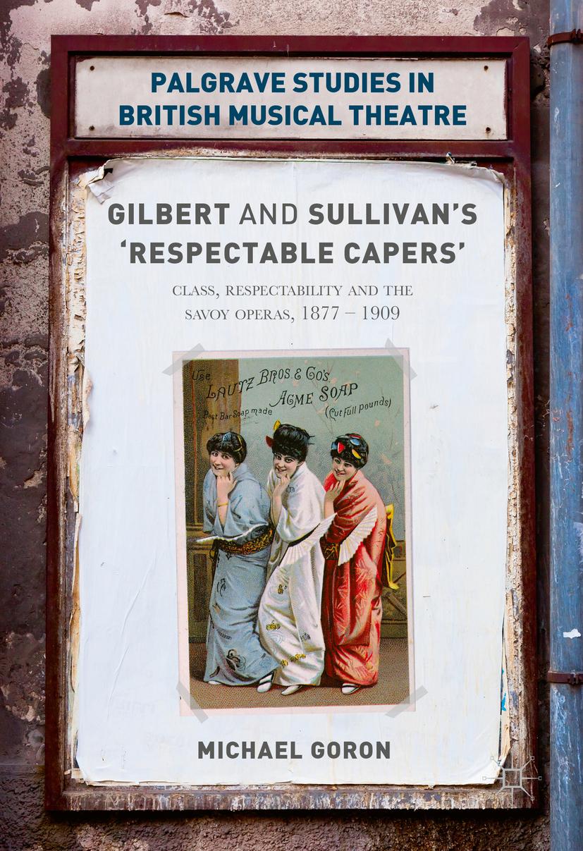 Goron, Michael - Gilbert and Sullivan's 'Respectable Capers', ebook