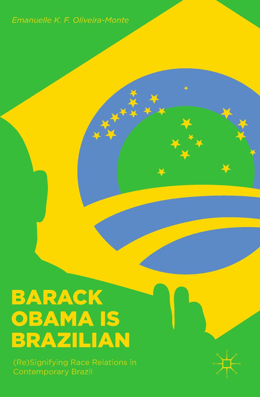 Oliveira-Monte, Emanuelle K. F. - Barack Obama is Brazilian, ebook