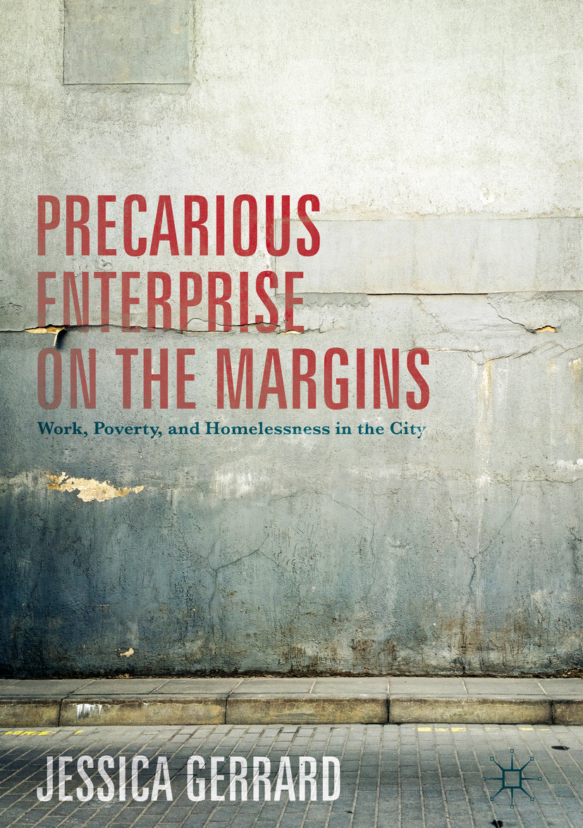 Gerrard, Jessica - Precarious Enterprise on the Margins, ebook