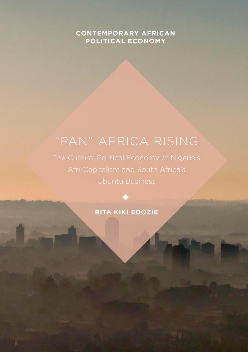 """Edozie, Rita Kiki - """"Pan"""" Africa Rising, ebook"""
