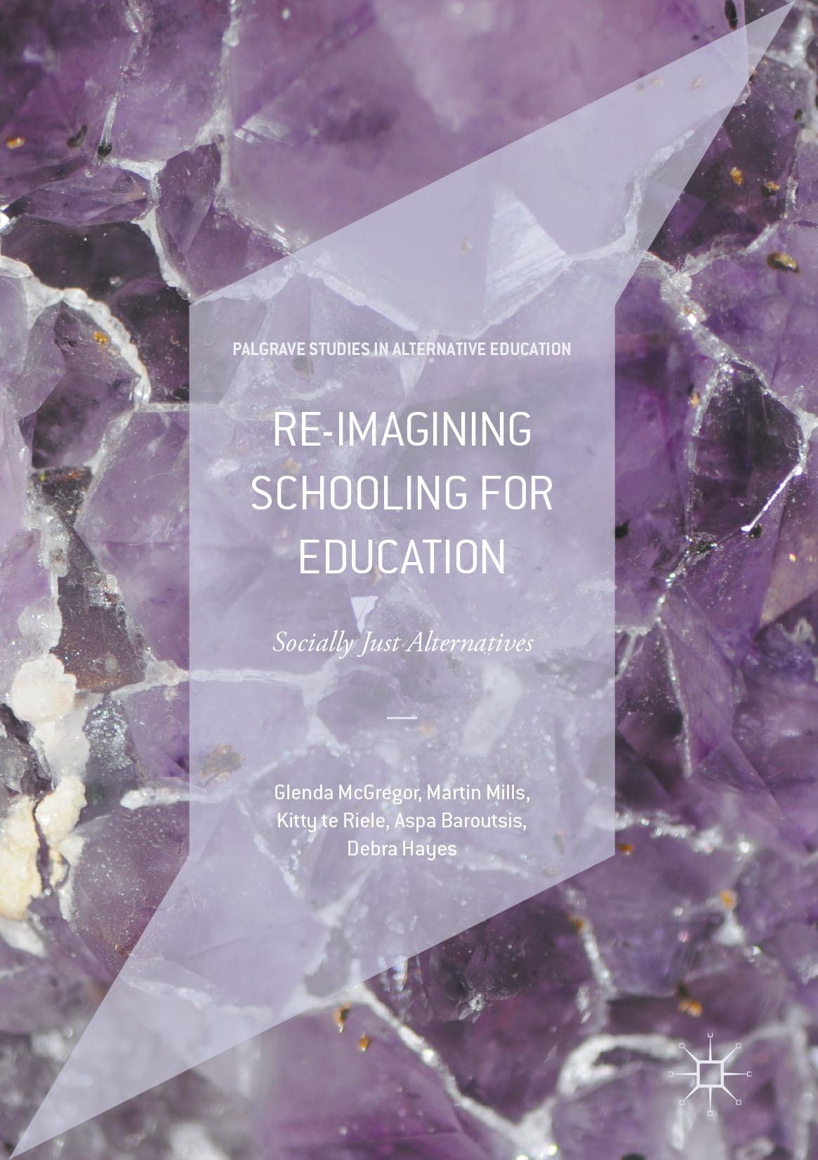Baroutsis, Aspa - Re-imagining Schooling for Education, ebook