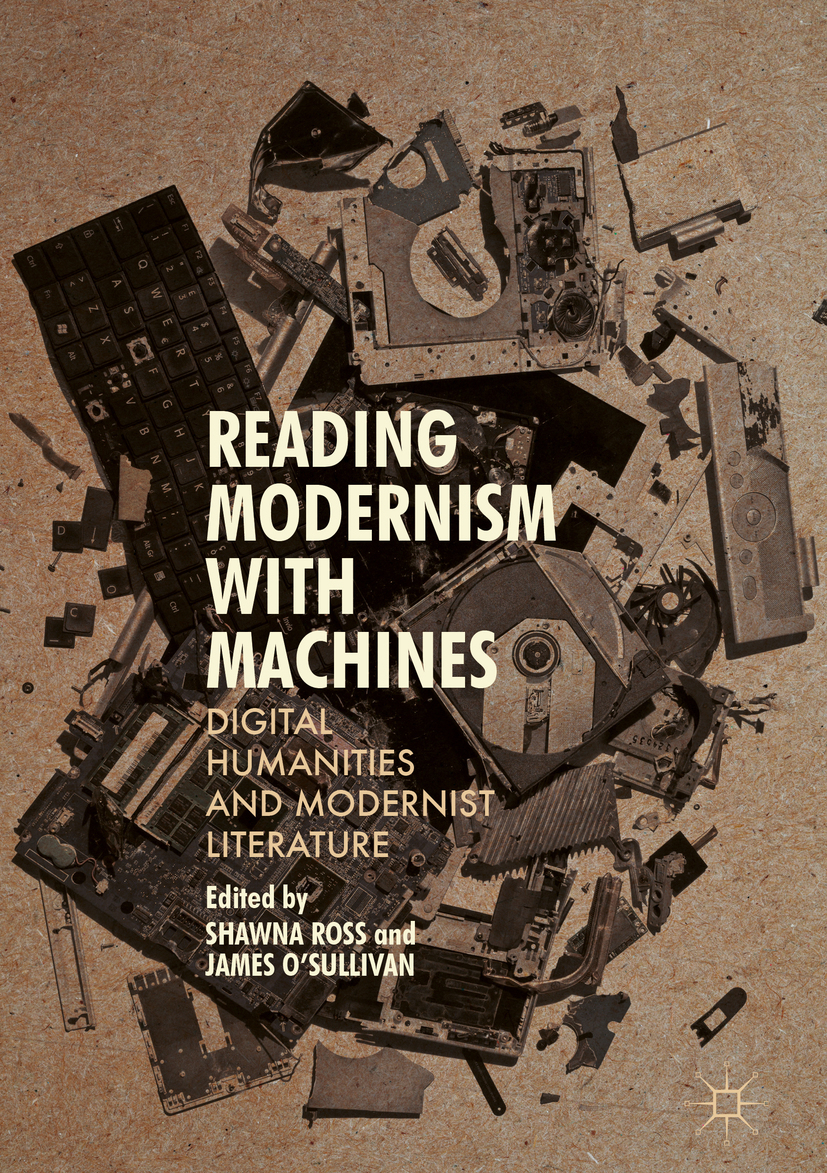 O'Sullivan, James - Reading Modernism with Machines, ebook