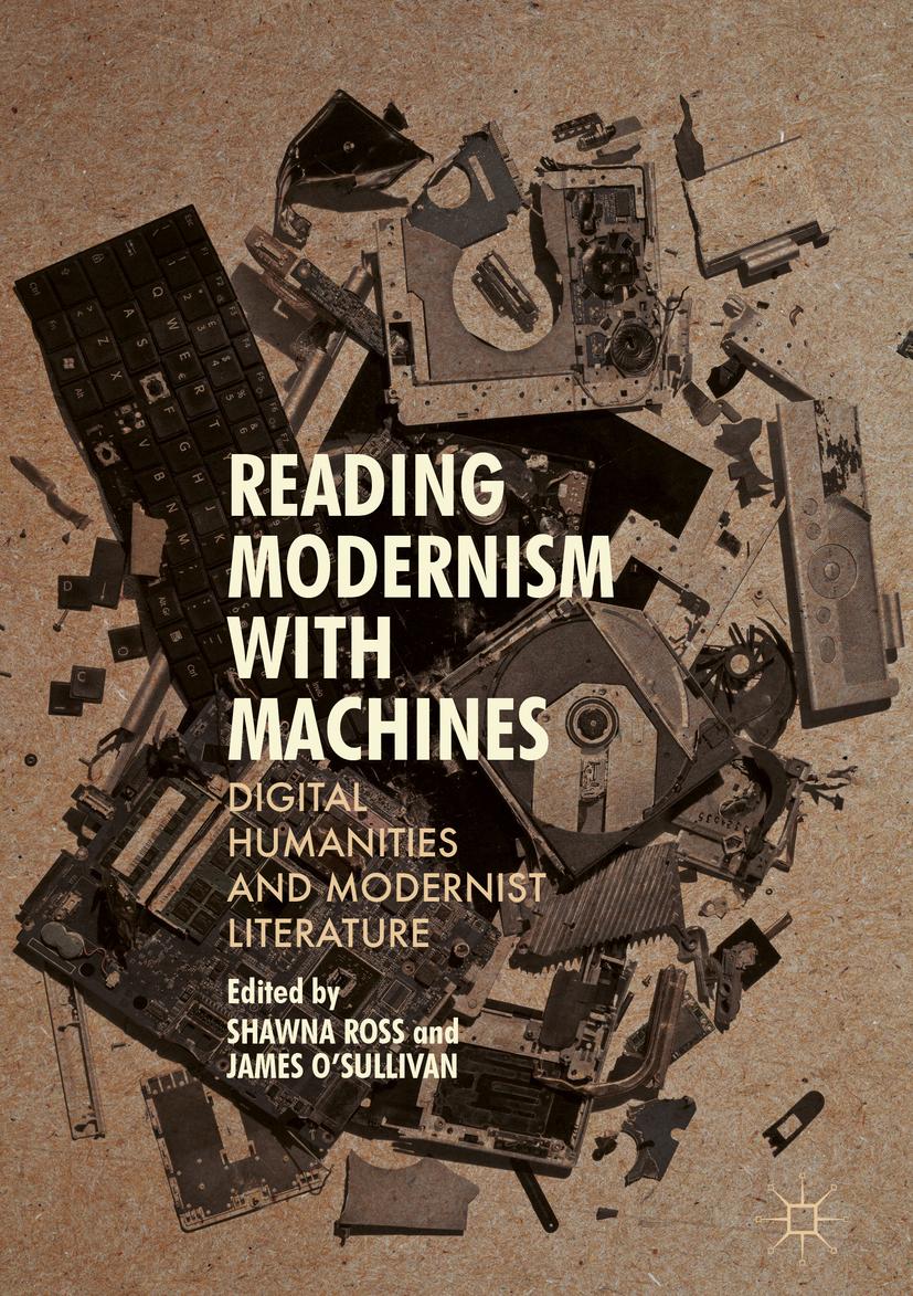 O'Sullivan, James - Reading Modernism with Machines, ebook