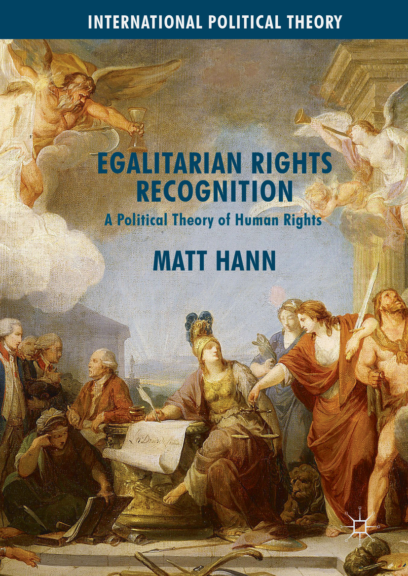 Hann, Matt - Egalitarian Rights Recognition, ebook