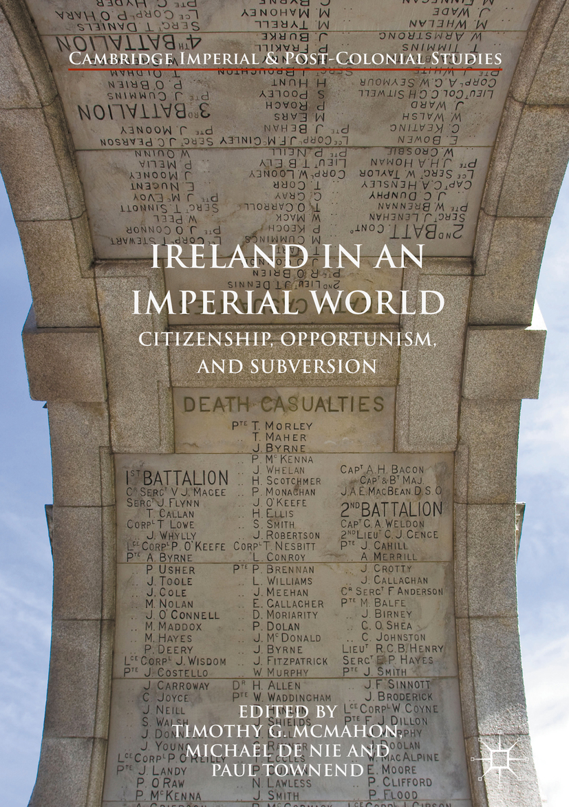 McMahon, Timothy G. - Ireland in an Imperial World, ebook