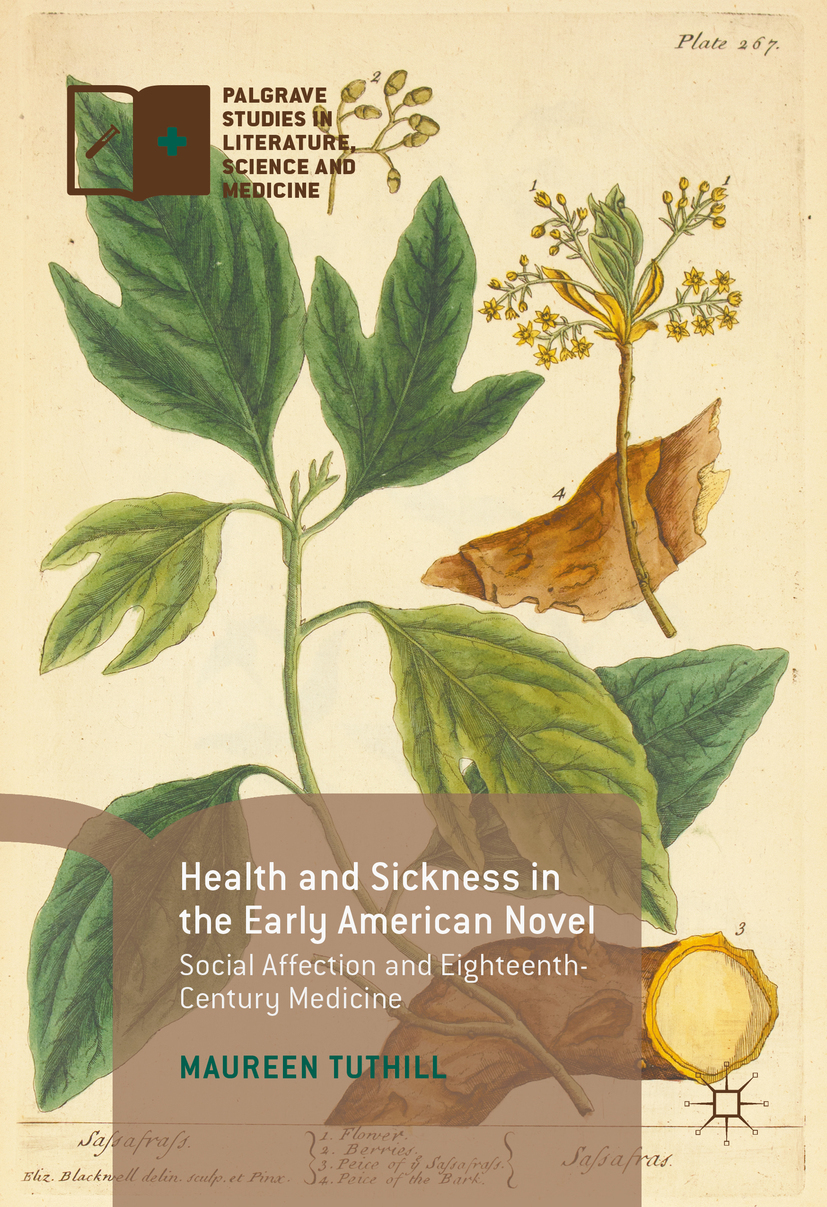Tuthill, Maureen - Health and Sickness in the Early American Novel, ebook