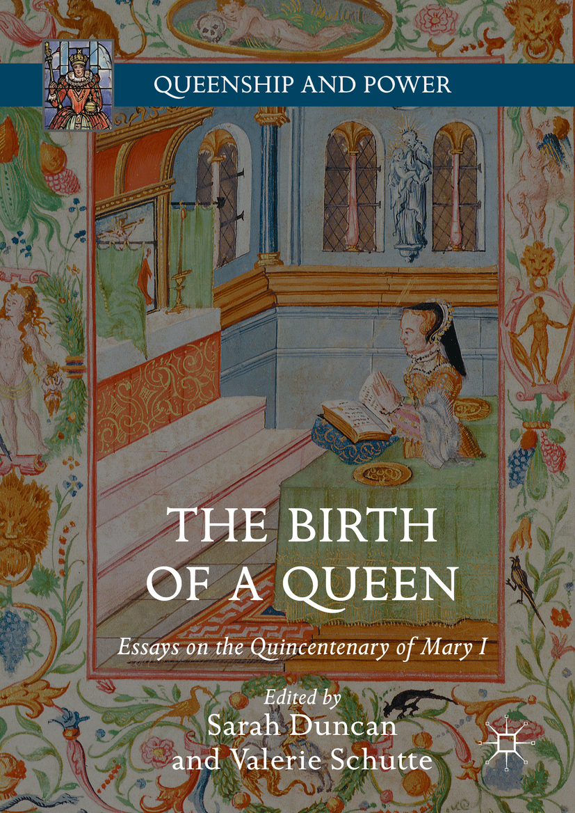 Duncan, Sarah - The Birth of a Queen, e-kirja