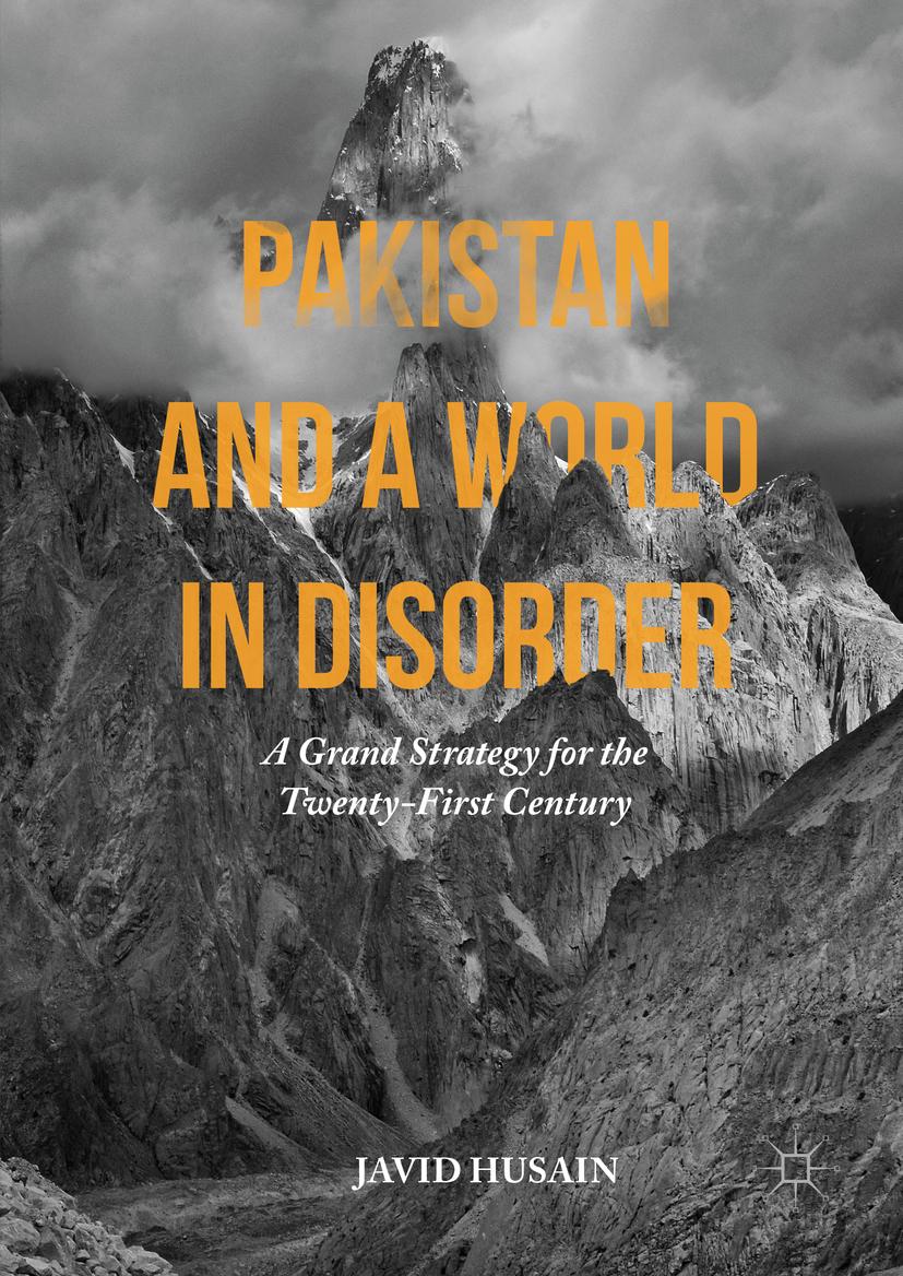 Husain, Javid - Pakistan and a World in Disorder, ebook