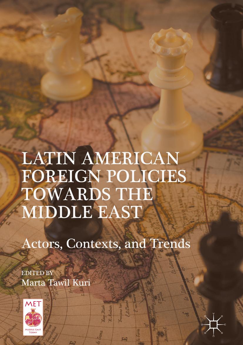 Kuri, Marta Tawil - Latin American Foreign Policies towards the Middle East, ebook
