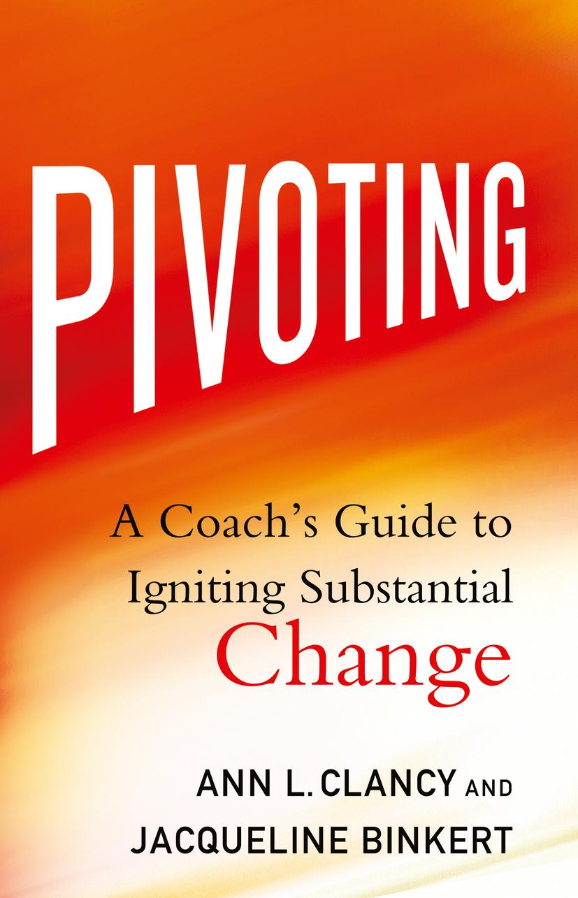 Binkert, Jacqueline - Pivoting, ebook