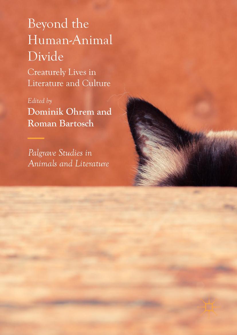Bartosch, Roman - Beyond the Human-Animal Divide, ebook