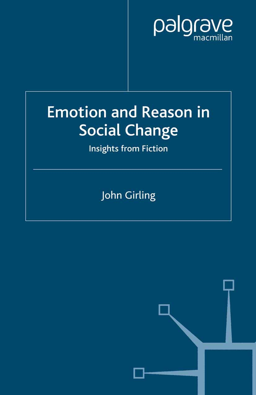 Girling, John - Emotion and Reason in Social Change, ebook