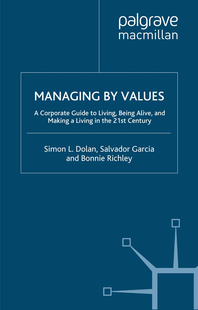 Dolan, Simon L. - Managing by Values, ebook
