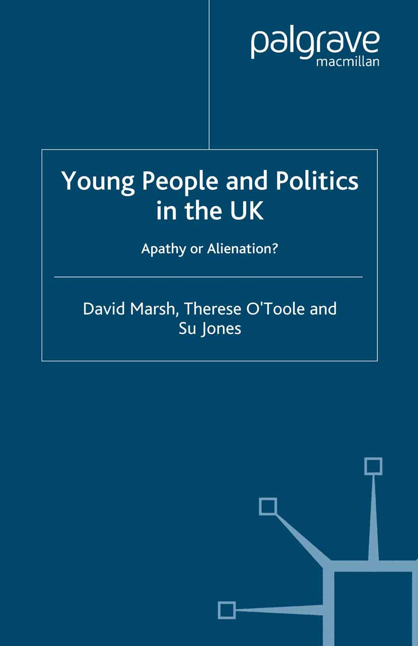 Jones, Su - Young People and Politics in the UK, ebook