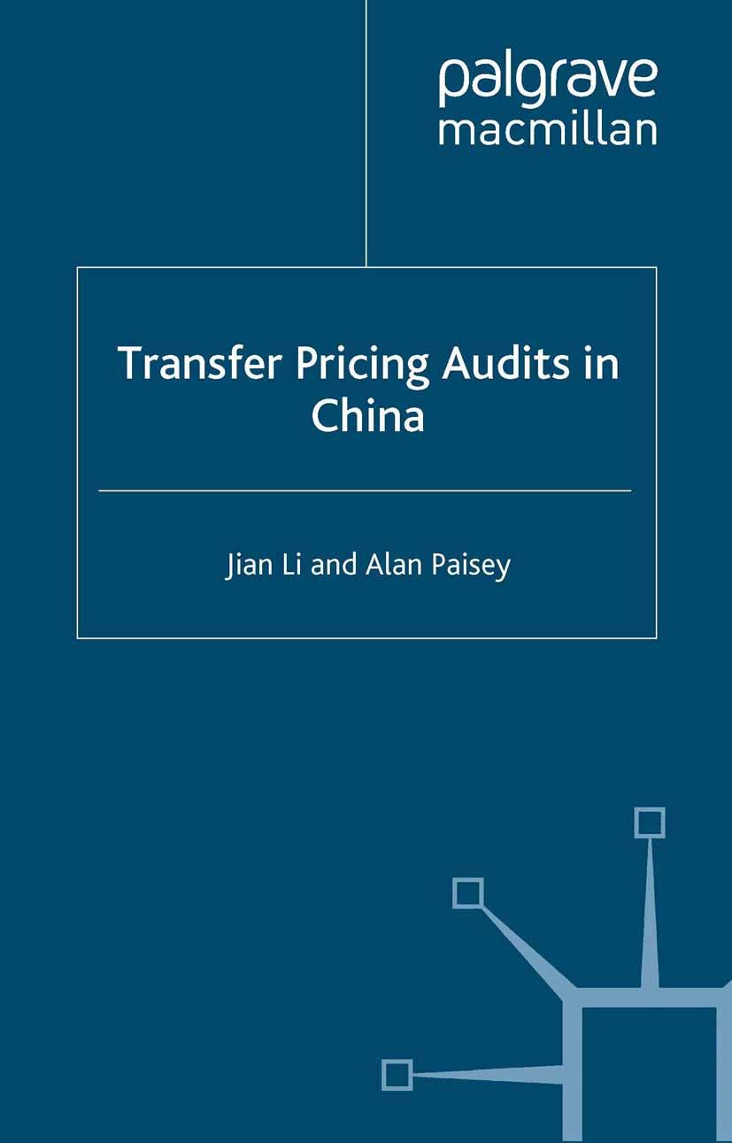 Li, Jian - Transfer Pricing Audits in China, ebook