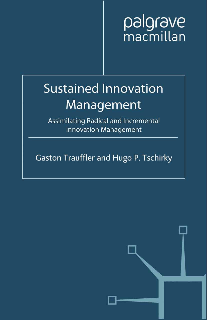 Trauffler, Gaston - Sustained Innovation Management, ebook