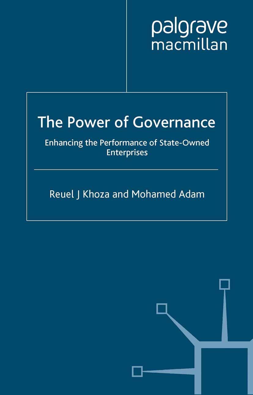 Adam, Mohamed - The Power of Governance, ebook