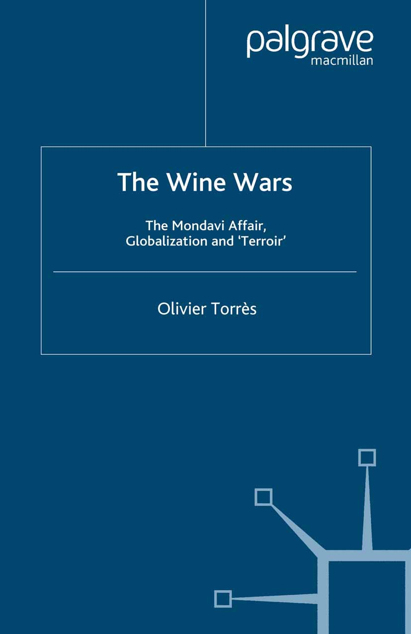 Torrès, Olivier - The Wine Wars, ebook