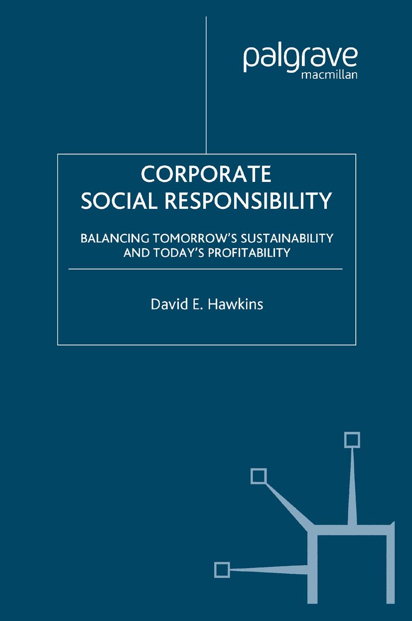 Hawkins, David E. - Corporate Social Responsibility, ebook