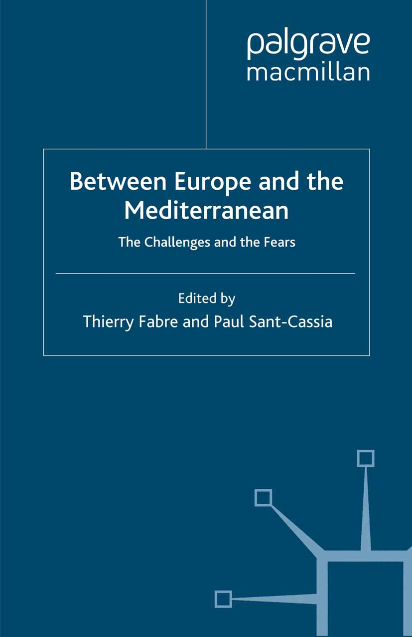 Fabre, Thierry - Between Europe and the Mediterranean, ebook