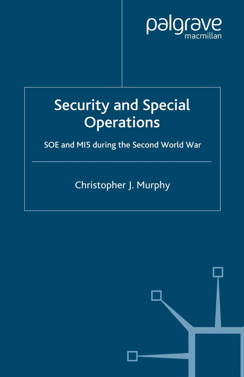 Murphy, Christopher J. - Security and Special Operations, ebook