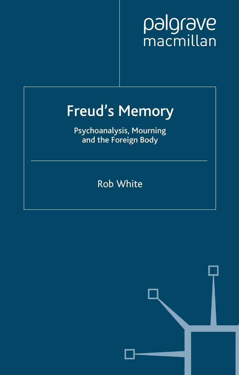 White, Rob - Freud's Memory, ebook
