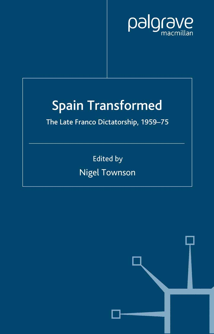 Townson, Nigel - Spain Transformed, ebook