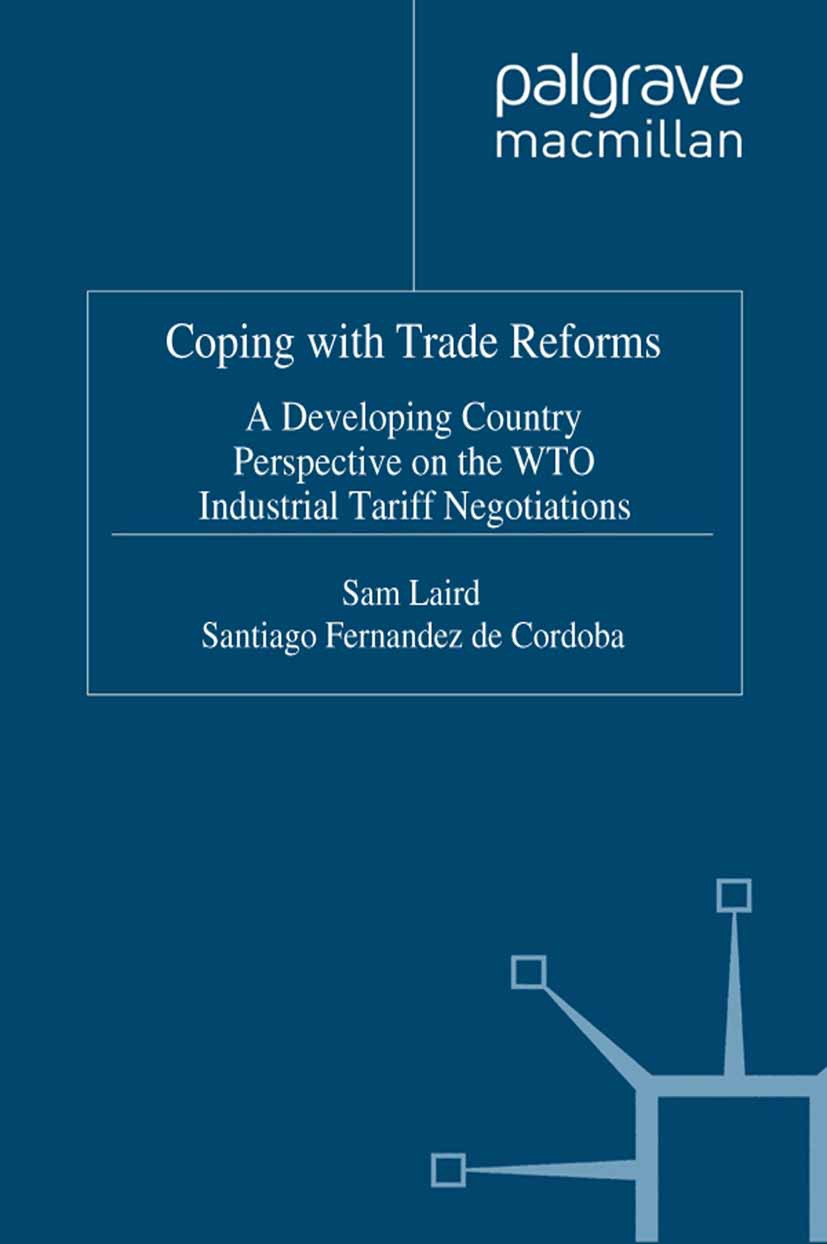 Córdoba, Santiago Fernández - Coping with Trade Reforms, ebook