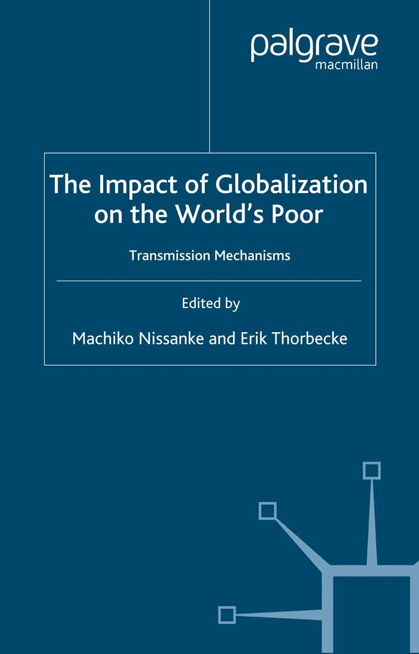 Nissanke, Machiko - The Impact of Globalization on the World's Poor, ebook