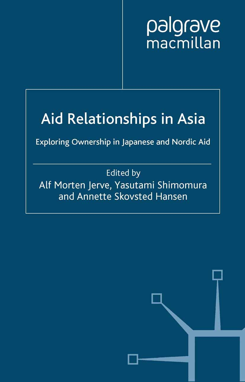 Hansen, Annette Skovsted - Aid Relationships in Asia, ebook