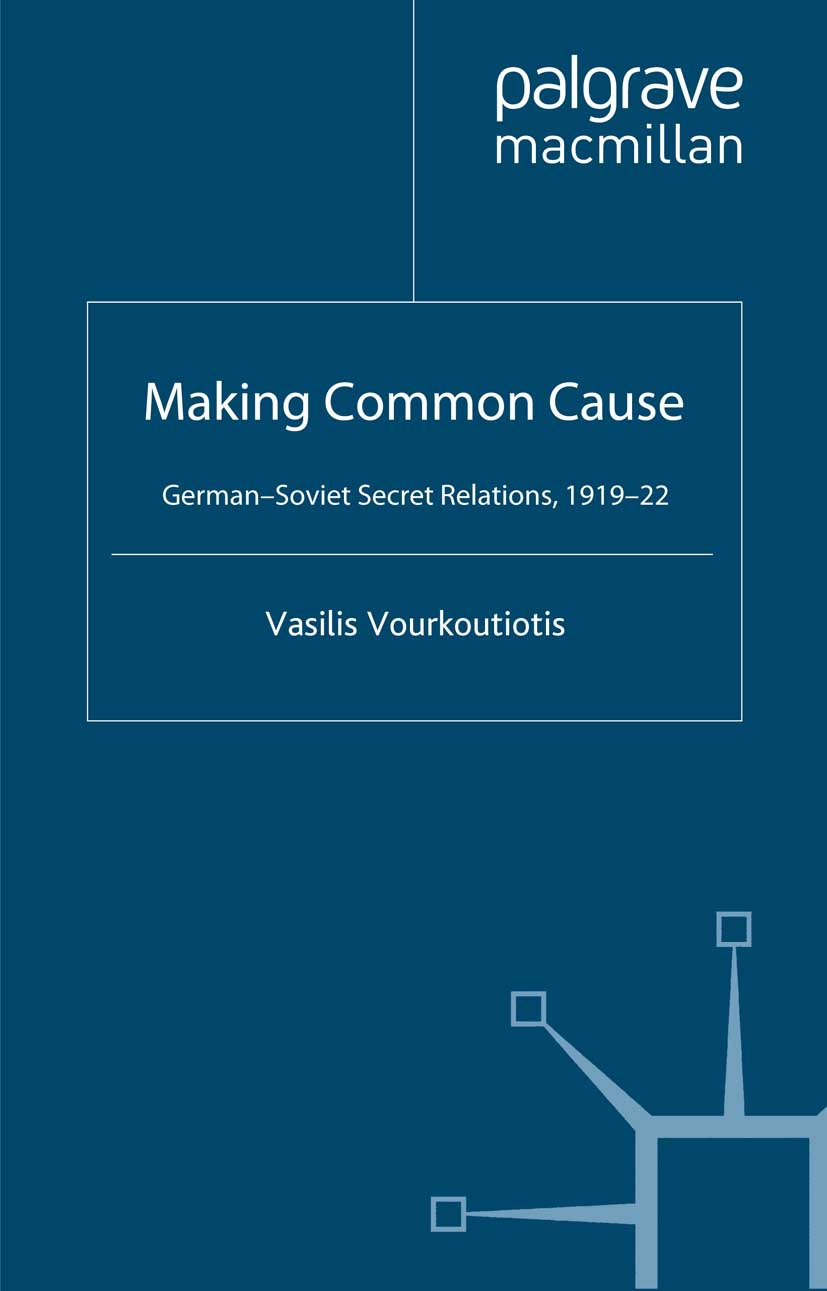 Vourkoutiotis, Vasilis - Making Common Cause, ebook