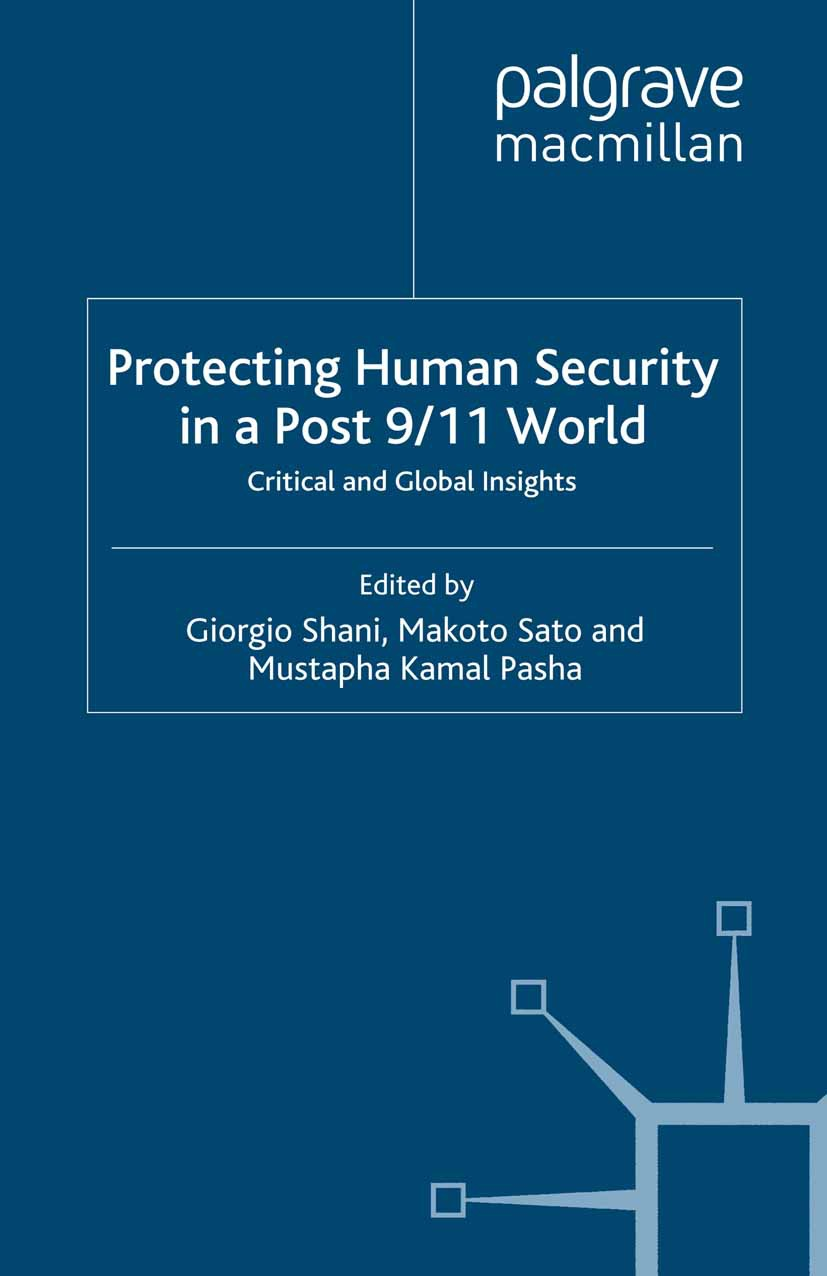 Pasha, Mustapha Kamal - Protecting Human Security in a Post 9/11 World, ebook