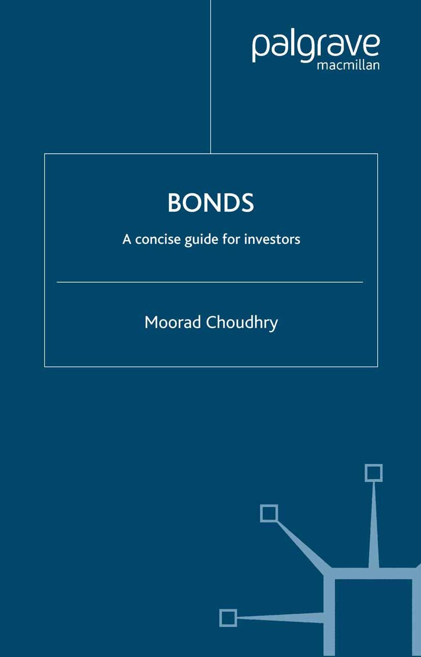 Choudhry, Moorad - Bonds, ebook