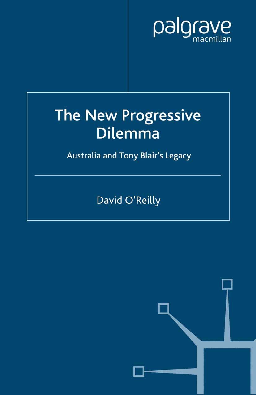 O'Reilly, David - The New Progressive Dilemma, ebook