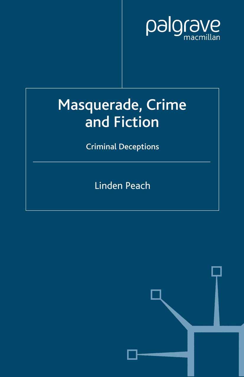 Peach, Linden - Masquerade, Crime and Fiction, ebook