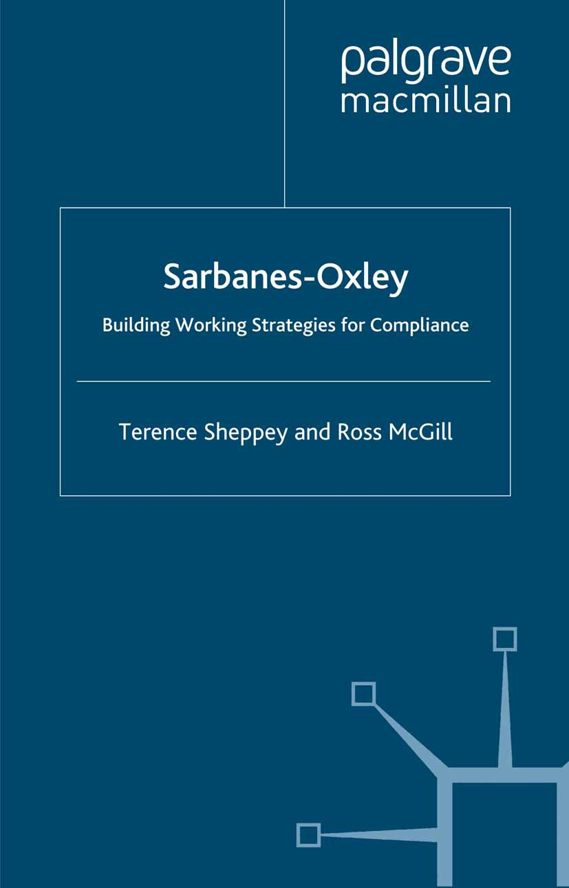 McGill, Ross - Sarbanes-Oxley, ebook
