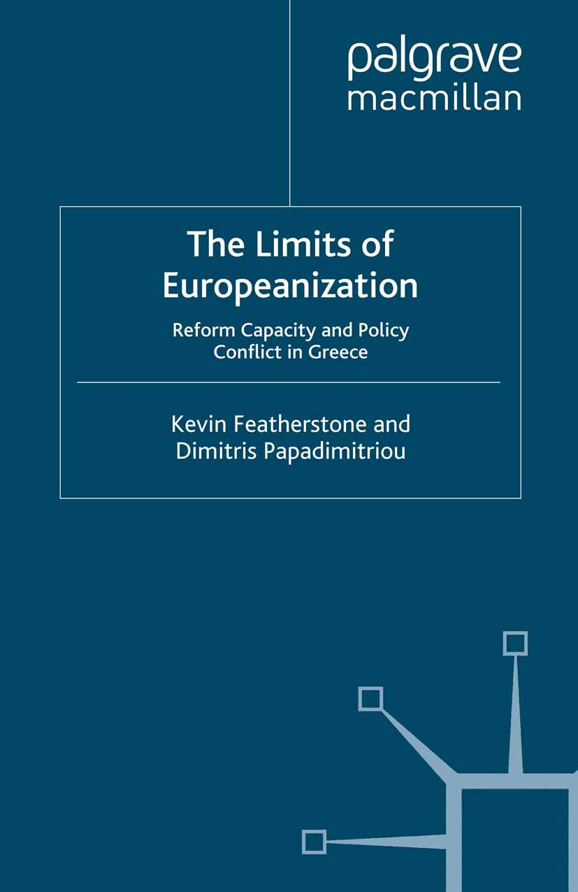 Featherstone, Kevin - The Limits of Europeanization, ebook