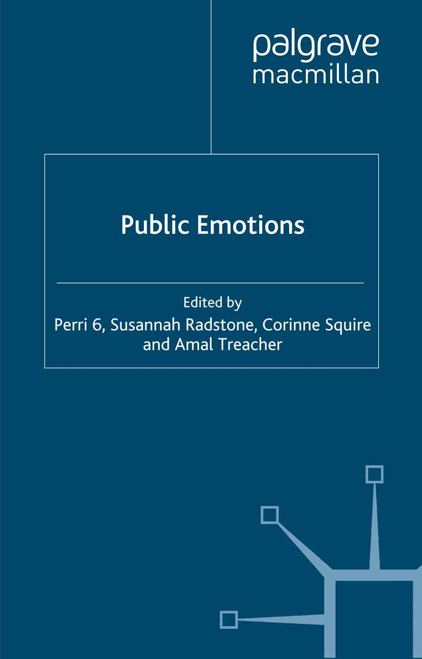 Radstone, Susannah - Public Emotions, ebook