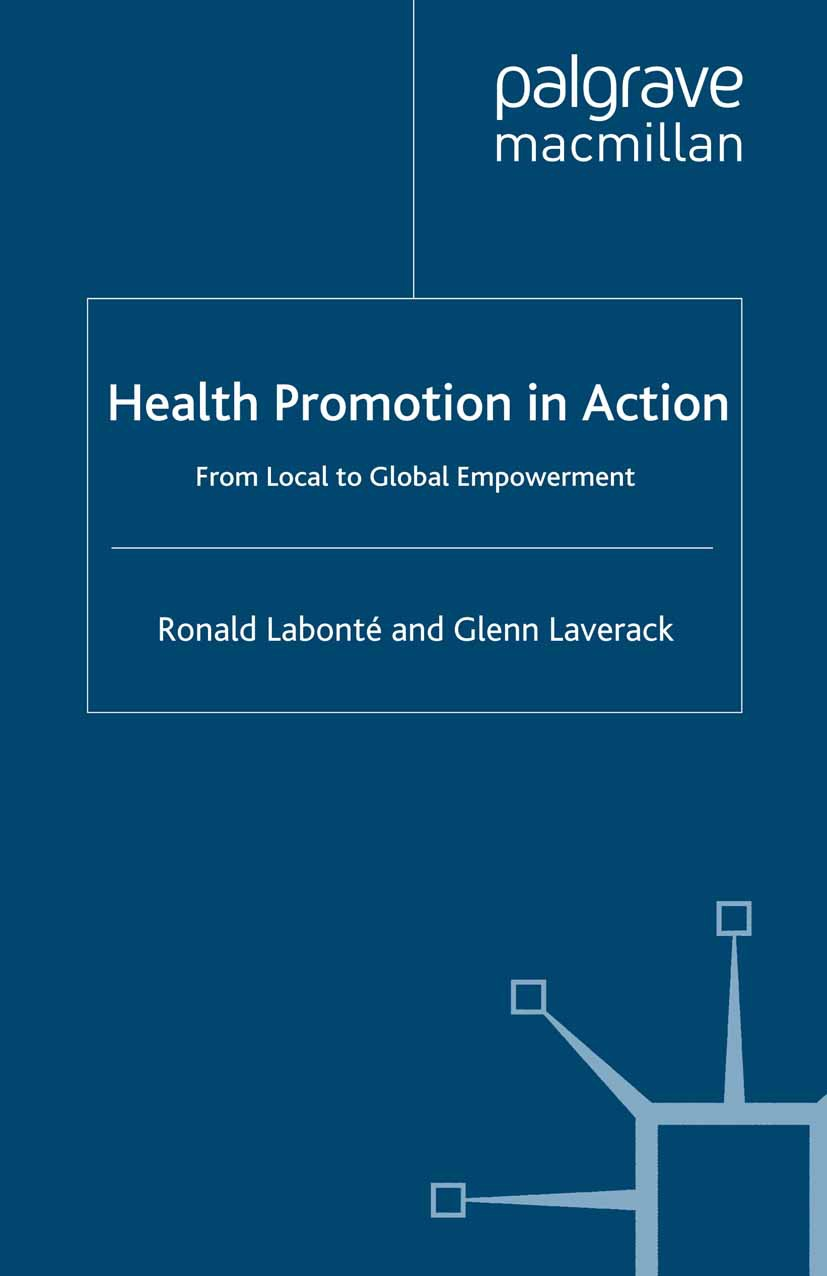 Labonté, Ronald - Health Promotion in Action, ebook