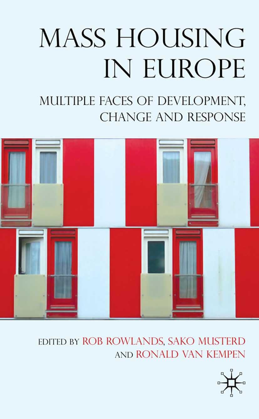 Kempen, Ronald - Mass Housing in Europe, e-kirja