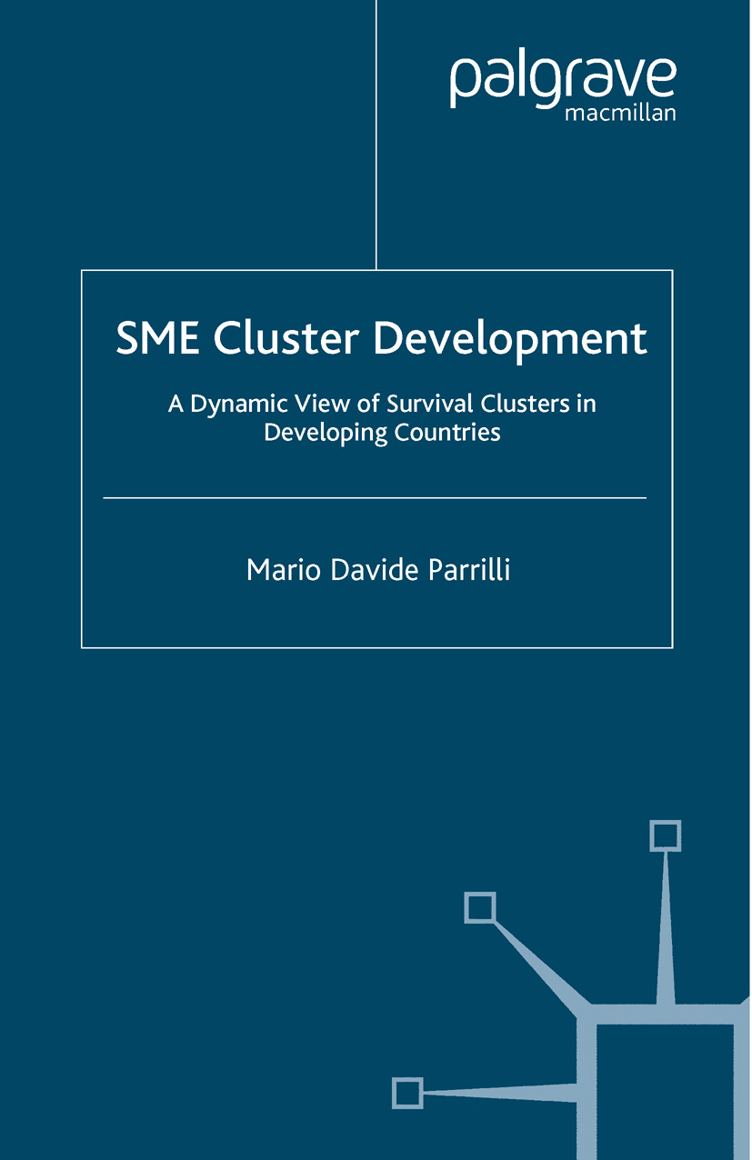 Parrilli, Mario Davide - SME Cluster Development, ebook