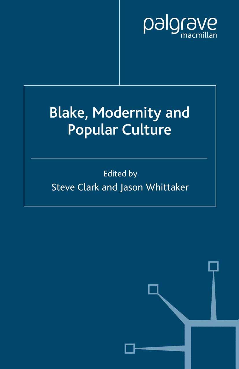 Clark, Steve - Blake, Modernity and Popular Culture, ebook