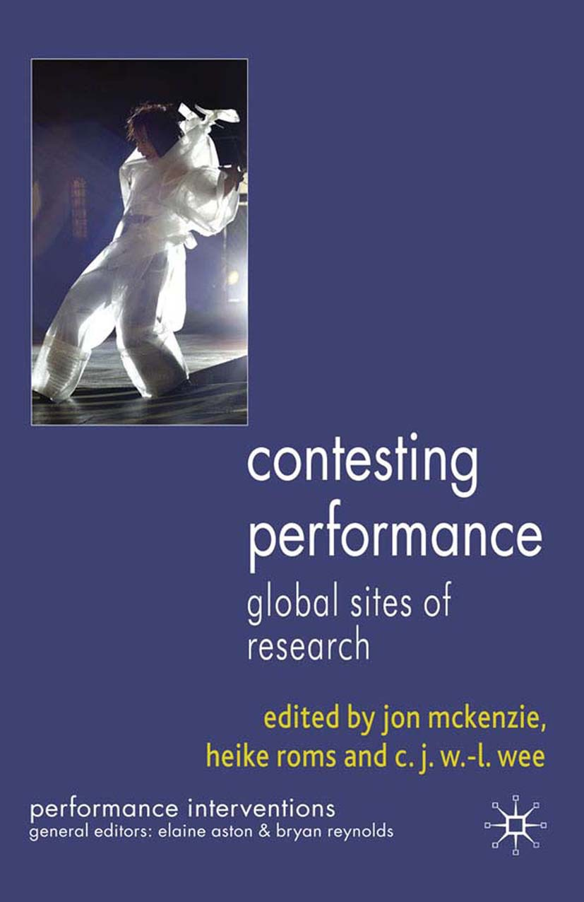 McKenzie, Jon - Contesting Performance, ebook