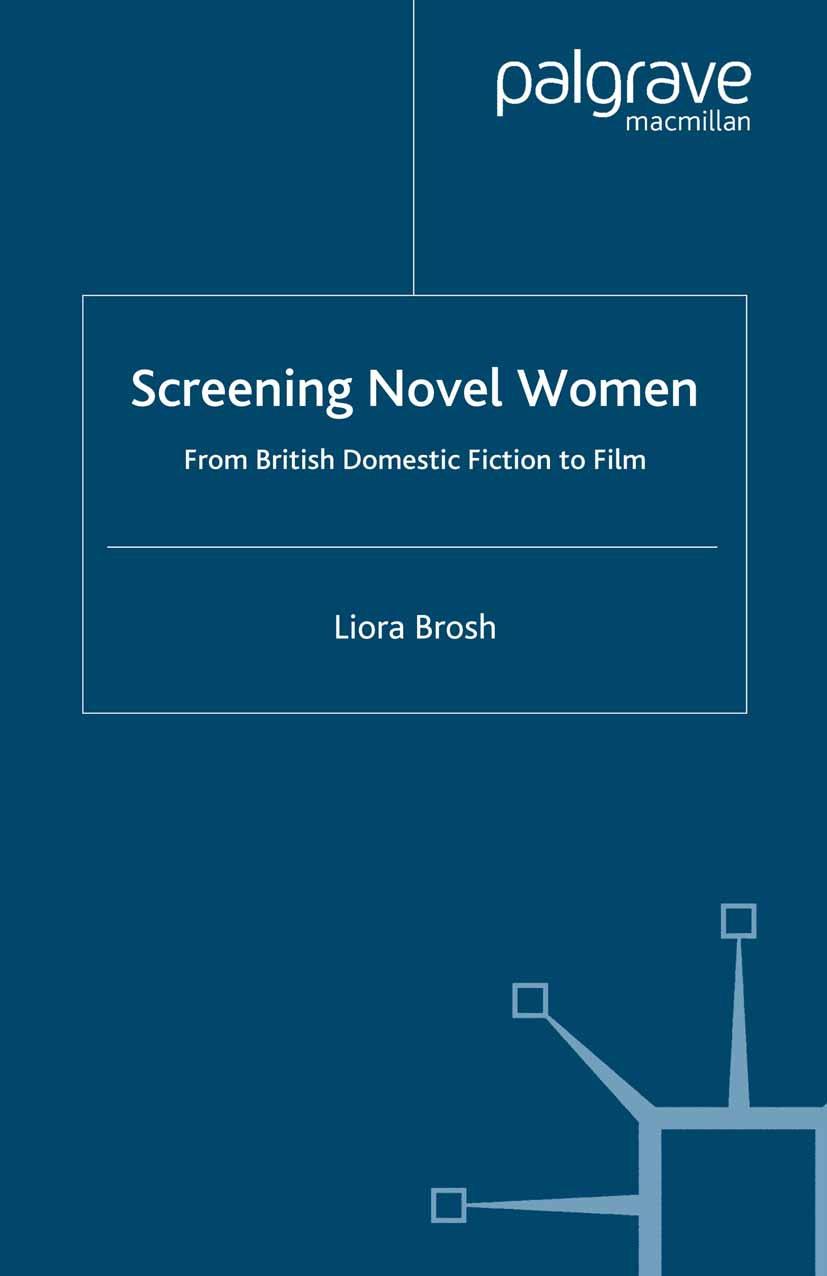 Brosh, Liora - Screening Novel Women, ebook