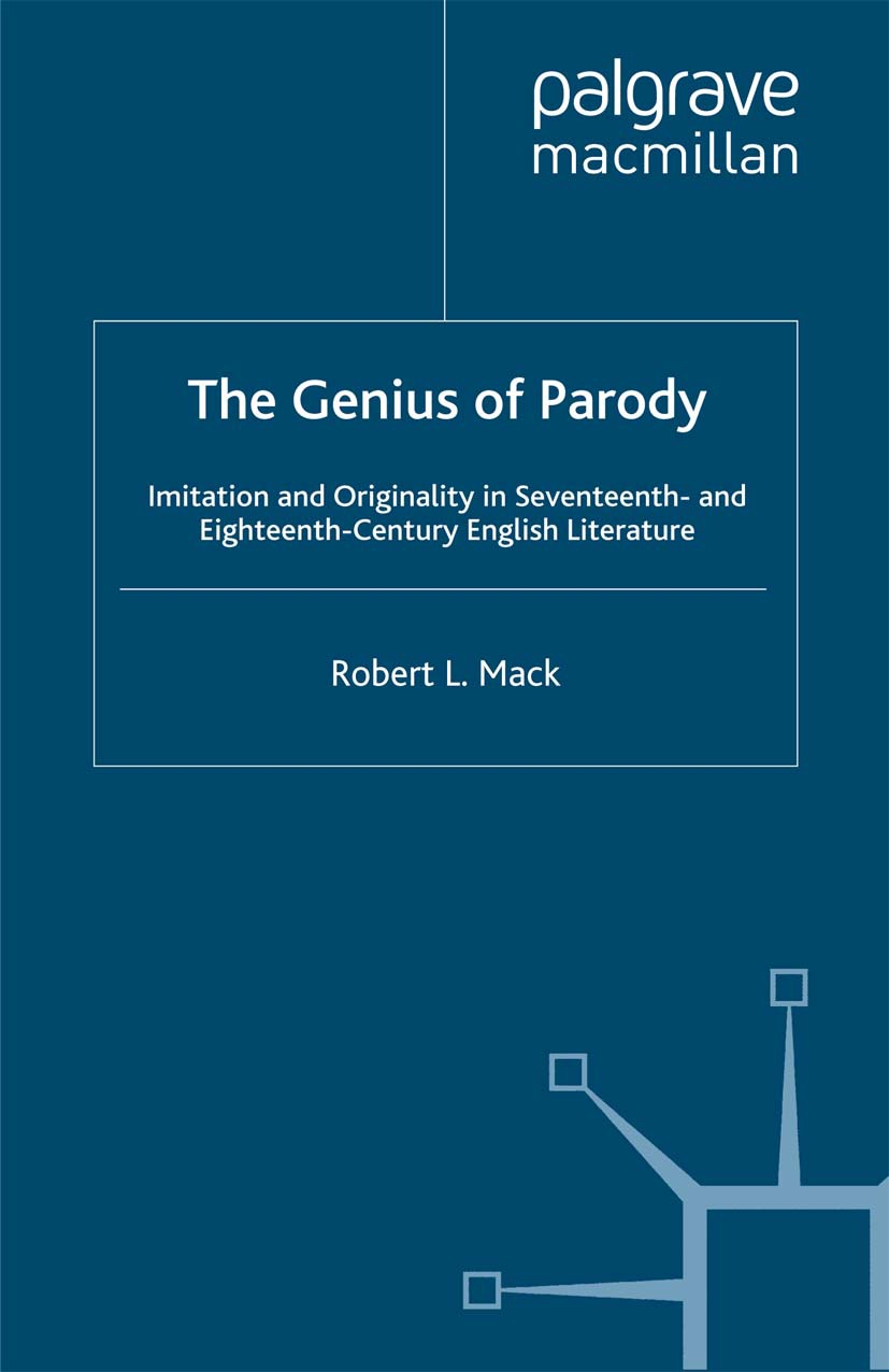 Mack, Robert L. - The Genius of Parody, ebook